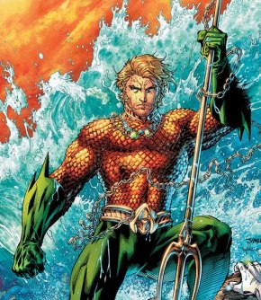 "Two ""Aquaman"" Scripts Being Worked On"