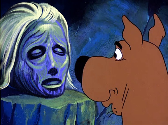 Scooby Doo Friday 13th 1