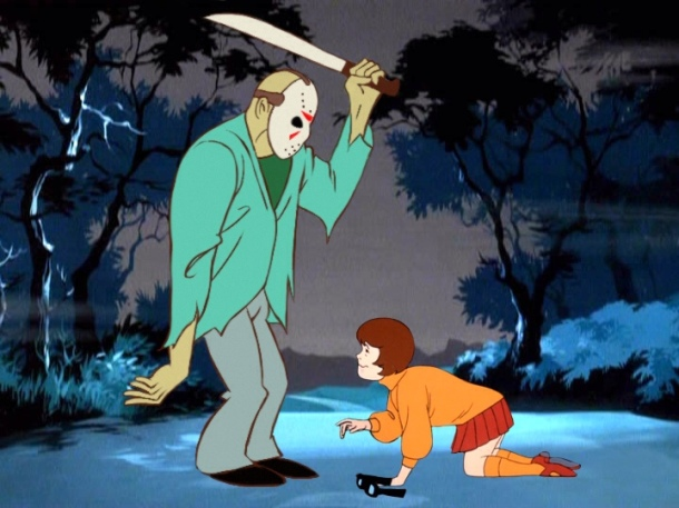 Scooby Doo Friday 13th Jason