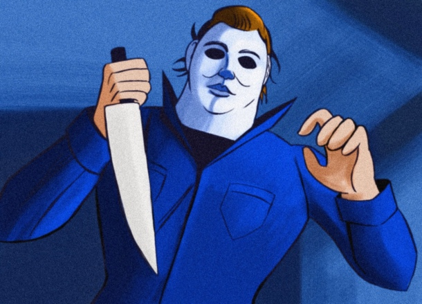Scooby Doo Michael Myers