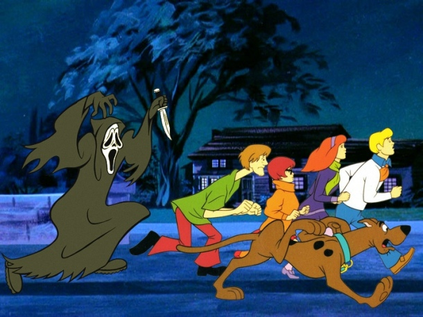 Scooby Doo Scream