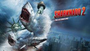 Movie Review: Sharknado 2 – The Second One