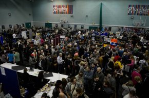 Audio: Wales Comic Con Recap – Interviews with Lance Storm, Neil Edwards, Mason Ryan, Anthony Head, Peter Davison, Shane Ritchie &More