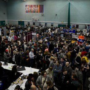 Audio: Wales Comic Con Recap – Interviews with Lance Storm, Neil Edwards, Mason Ryan, Anthony Head, Peter Davison, Shane Ritchie & More